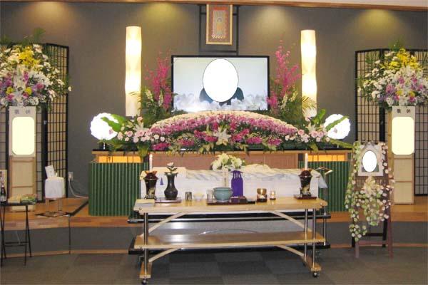 糸島葬儀羅漢の家族層