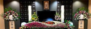 糸島・まごころ葬儀羅漢の供花通販のご案内