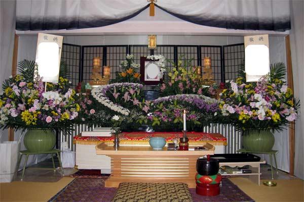 糸島葬儀羅漢のご自宅葬儀