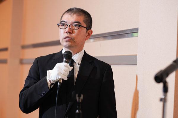 糸島の葬儀場「まごころ葬儀羅漢」司会進行
